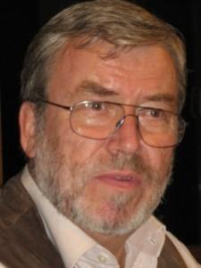 Dr. Martin Willmann, Vorsitzender des Jubilate-Kirchengemeinderats