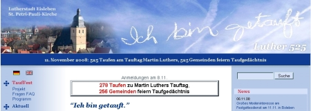 luther525-website