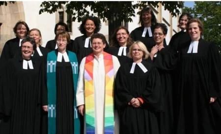 Pfarrerinnen des Kirchenbezirks Reutlingen